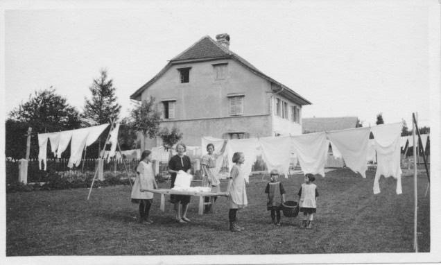 Mémoire d'ici - Petites familles